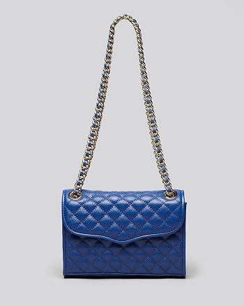 Rebecca Minkoff - Classic Quilted Mini Affair Shoulder Bag
