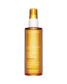 Clarins Sunscreen Care Oil-Free Lotion Spray SPF 15 - Bloomingdale's_0