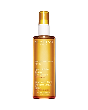 Clarins Sunscreen Oil-Free Spray Spf 15