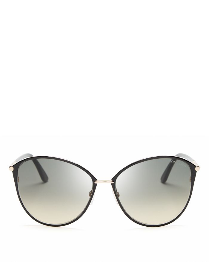 Tom Ford - Women's Penelope Oversized Sunglasses, 59mm