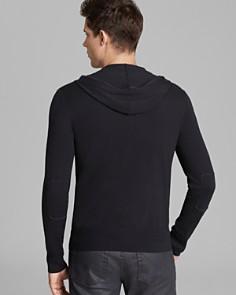 John Varvatos Collection - Zip Hoodie Sweater