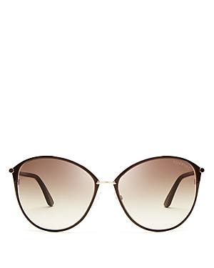 e179889475195 UPC 664689602346. ZOOM. UPC 664689602346 has following Product Name  Variations  Tom Ford Women s Gradient Penelope FT0320-28F-59 Brown Round  Sunglasses ...