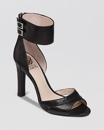 VINCE CAMUTO - Peep Toe Sandals - Ojera High-Heel