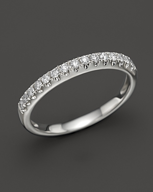 Diamond Band in 14K White Gold, .25 ct. t.w. - 100% Exclusive