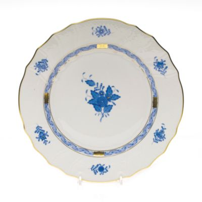 Chinese Bouquet Blue Platter