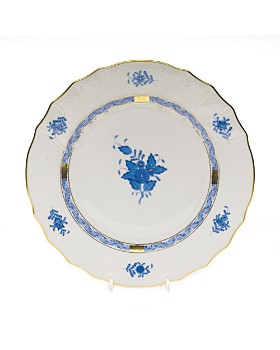 Herend - Chinese Bouquet Dinnerware, Blue