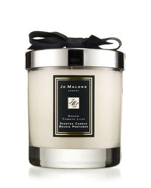 Just Like Sunday Green Tomato Leaf Candle/7 Oz. in Colorless