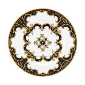 Marchesa by Lenox Baroque Night Salad Plate