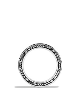 David Yurman - Armory Narrow Band Ring