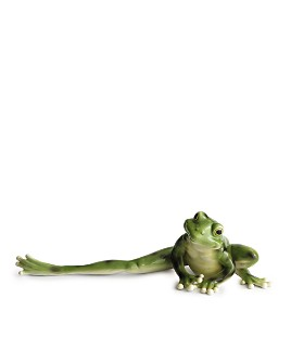 Franz Collection - Amphibia Long Legged Frog Figurine