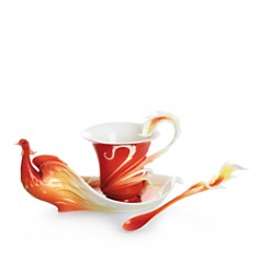 Franz Collection Phoenix in Flight Cup & Saucer with Spoon - Bloomingdale's_0