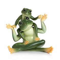 Franz Collection Amphibia Frog Father & Son Figurine - Bloomingdale's_0