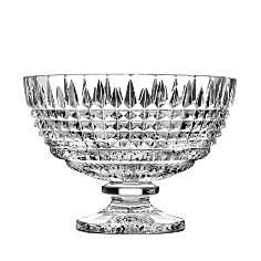 Waterford - Waterford Lismore Diamond Footed Centerpiece