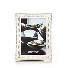 "Nambé Beaded Frame, 5 x 7"" - Bloomingdale's_0"