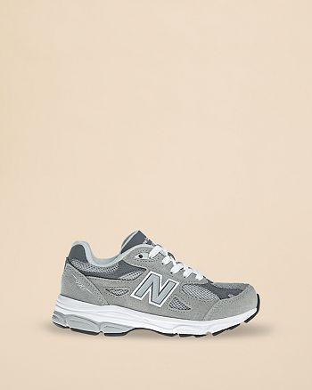 New Balance - Girls 990V3 Core Sneakers - Walker, Toddler
