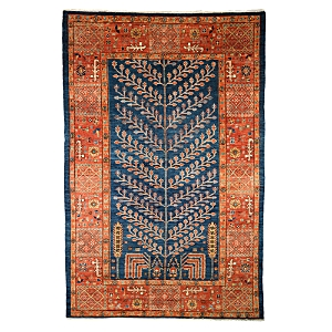Adina Collection Oriental Rug, 6'5 x 9'9