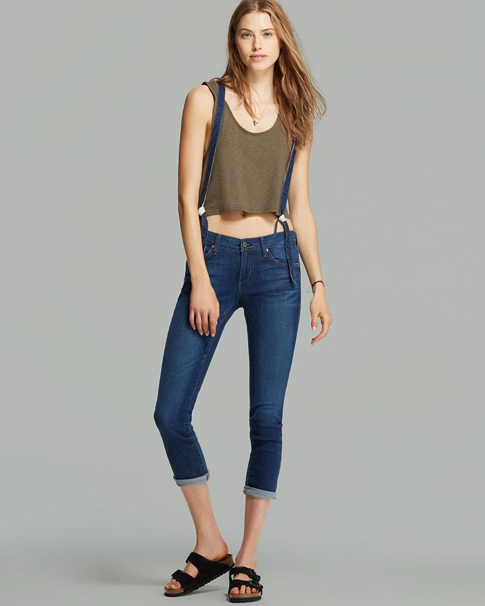James Jeans - twenty tees Tank,  Suspender Jeans & More