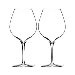 Waterford Elegance Merlot Wine Glass, Pair