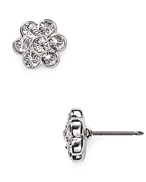 Carolee Floral Stud Earrings