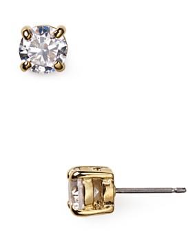 Ralph Lauren - Cubic Zirconia Stud Earrings, 10mm
