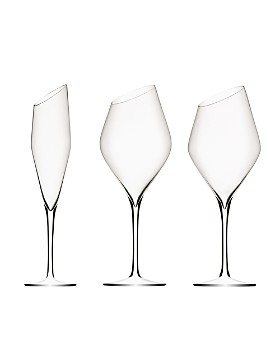 Lehmann - Oblique Stemware Collection