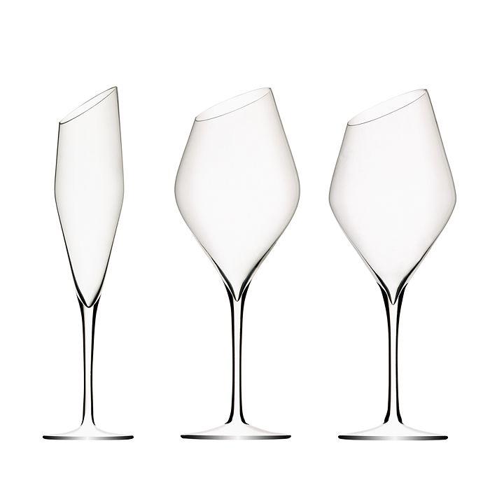 Lehmann - Oblique Stemware Collection
