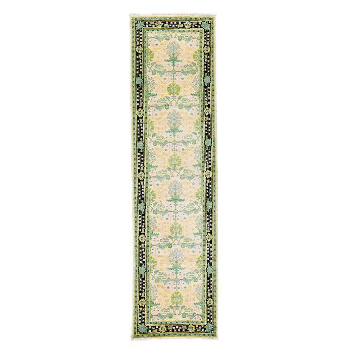 "Bloomingdale's - Morris Collection Oriental Rug, 2'7"" x 9'10"""
