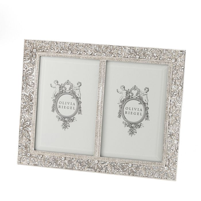"Olivia Riegel - Windsor Double 4"" x 6"" Frame"