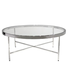 Mitchell Gold + Bob Williams Vienna Round Coffee Table - Bloomingdale's_0
