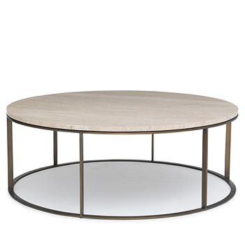 Mitchell Gold Bob Williams - Allure Round Coffee Table