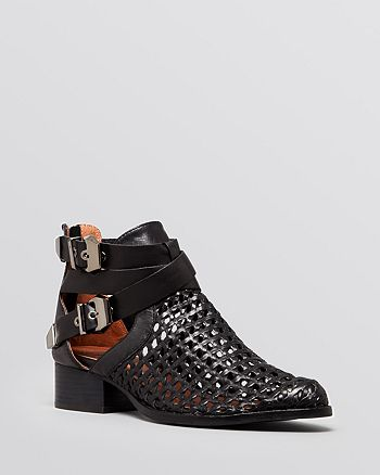 Jeffrey Campbell - Booties - Everly Woven
