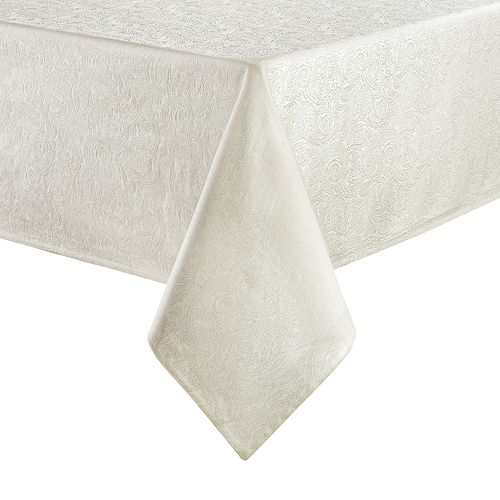 """Waterford - Chandler Tablecloth, 70"""" x 104"""""""
