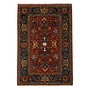 Adina Collection Oriental Rug, 5'4 x 7'10