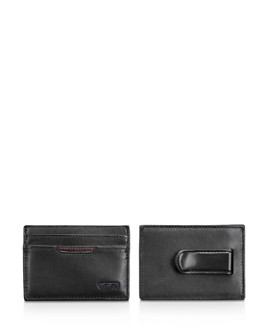 Tumi - RFID Delta Money Clip Card Case