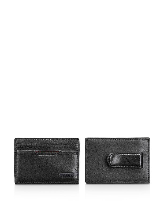 finest selection 9284a 138c1 RFID Delta Money Clip Card Case
