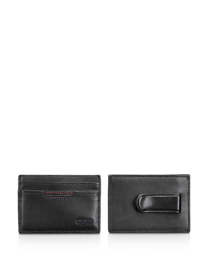 dbb3b90176db9b Tumi RFID Delta Money Clip Card Case | Bloomingdale's