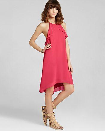 BCBGENERATION - Ruffle Marrow Dress