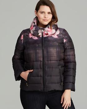 Marina Rinaldi - Palco Quilted Jacket