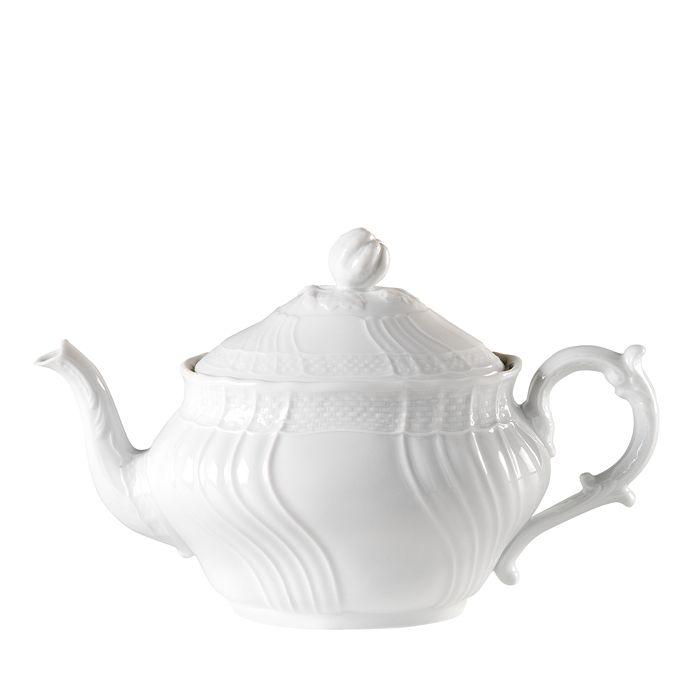 Richard Ginori - Vecchio White Teapot