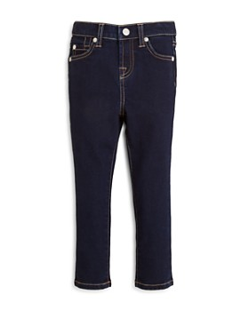 7 For All Mankind - Girls' Dark Indigo Skinny Jeans - Little Kid