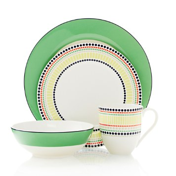$kate spade new york Hopscotch Drive Dinnerware - Bloomingdaleu0027s  sc 1 st  Bloomingdaleu0027s & kate spade new york Hopscotch Drive Dinnerware | Bloomingdaleu0027s