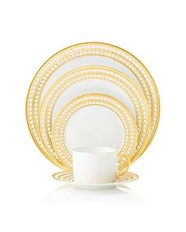 L'Objet - Perlee Gold Dinnerware