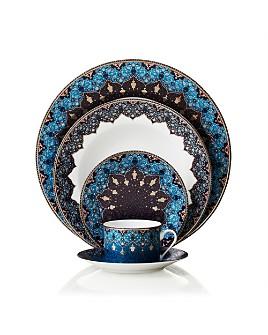 Philippe Deshoulieres - Dhara Peacock Dinnerware