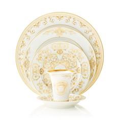 Versace - Medusa Gala Dinnerware