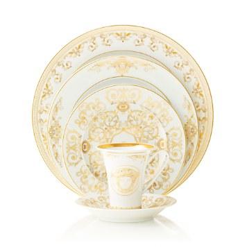 $Rosenthal Meets Versace Medusa Gala Dinnerware - Bloomingdale's