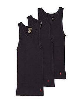 Polo Ralph Lauren - 3 Pack Ribbed Tank