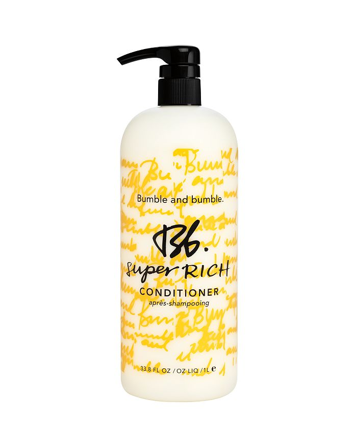 Bumble and bumble - Bb. Super Rich Conditioner 33.8 oz.