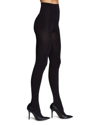 $HUE Absolute Opaque Tights - Bloomingdale's