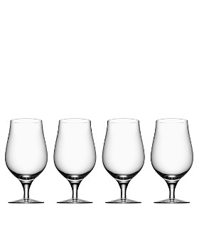 Orrefors - Orrefors Beer Collection Taster Glass, Set of 4