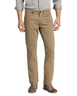 J Brand Kane Straight Fit Jeans in Auburn